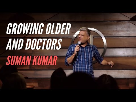 Growing Older, Paracetamol and Doctors | Stand up Comedy By Suman Kumar