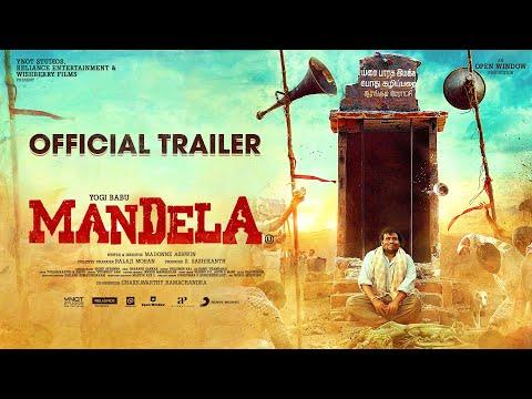 MANDELA | மண்டேலா - Official Trailer | Yogi Babu | Streaming Now on Netflix